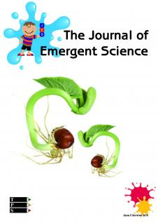 JES Issue 5 Cover