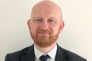 ASE Chair Simon Quinnell