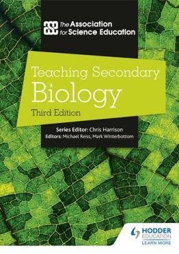 Teaching Secondary Biology 3ED