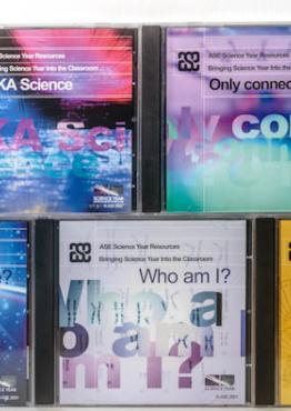 Science Year CD Set of 5 Titles