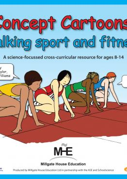 Concept Cartoons:Talking Sport and Fitness PDF