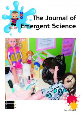 JES Issue 6 Cover