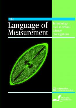 The Language of Measurement