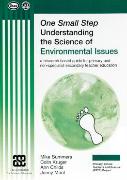 PSTS: One Small Step: Understanding Environmental Issues