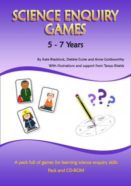 Science Enquiry Games 4-7