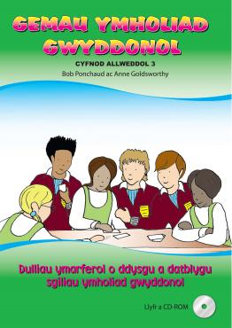 Science Enquiry Games 11-14 - Welsh