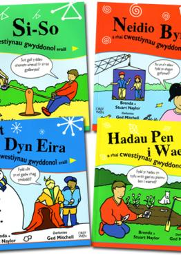 Science Questions Welsh Books