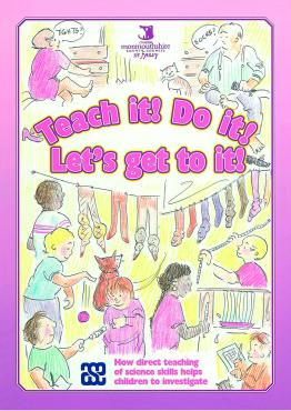 Teach It! Do It! Let's Get to It!