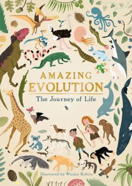 Amazing Evolution Cover