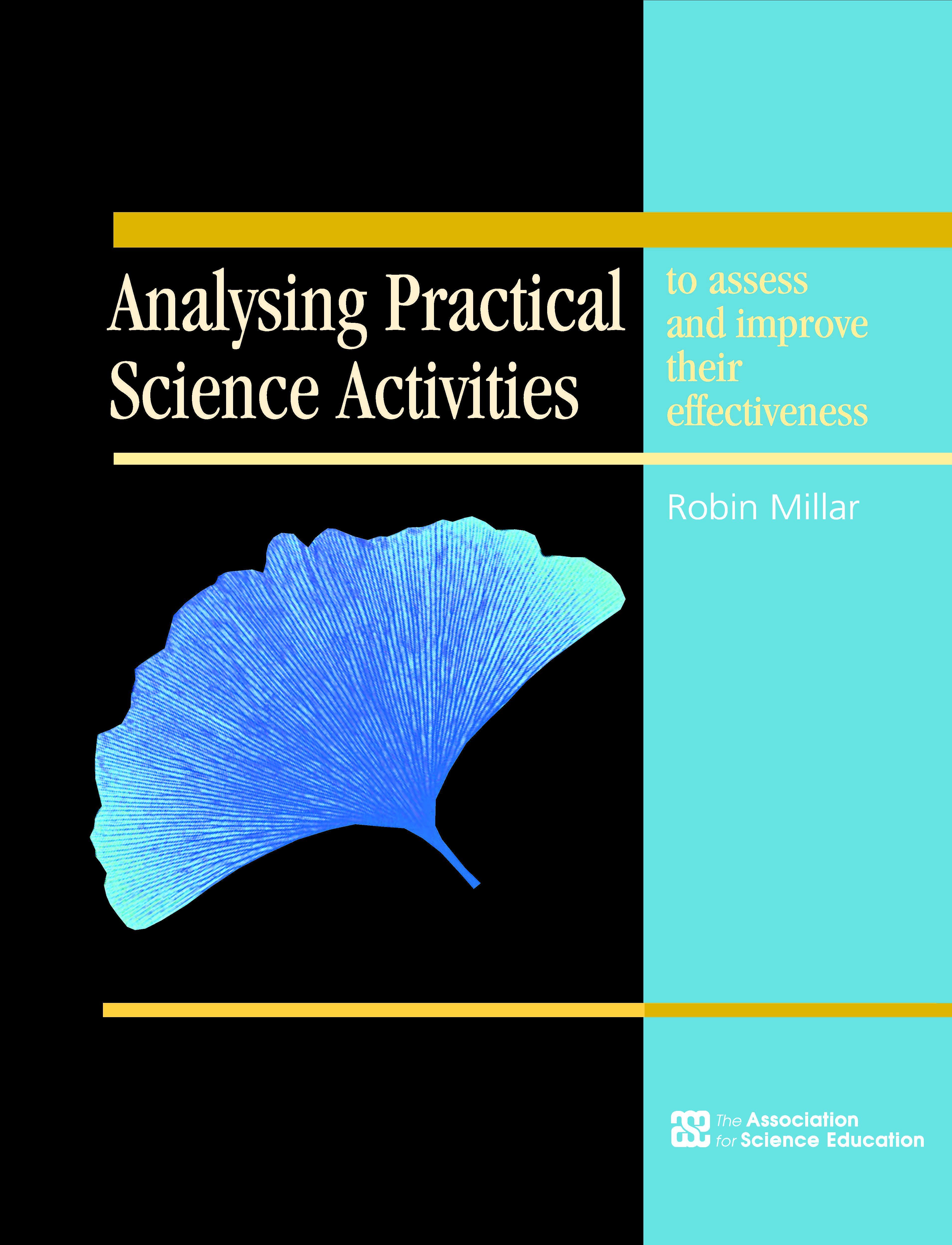 Analysing Practical ScienceActivities
