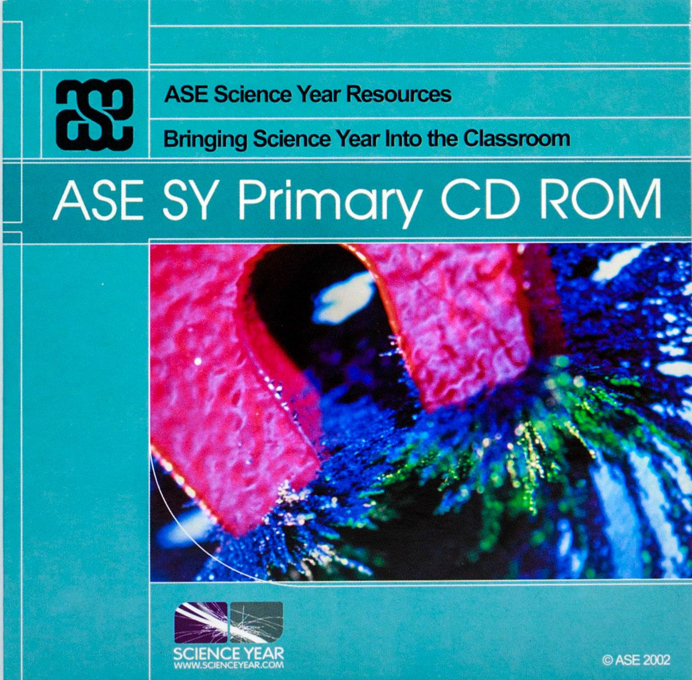 ASE Science Year Primary CD-Rom