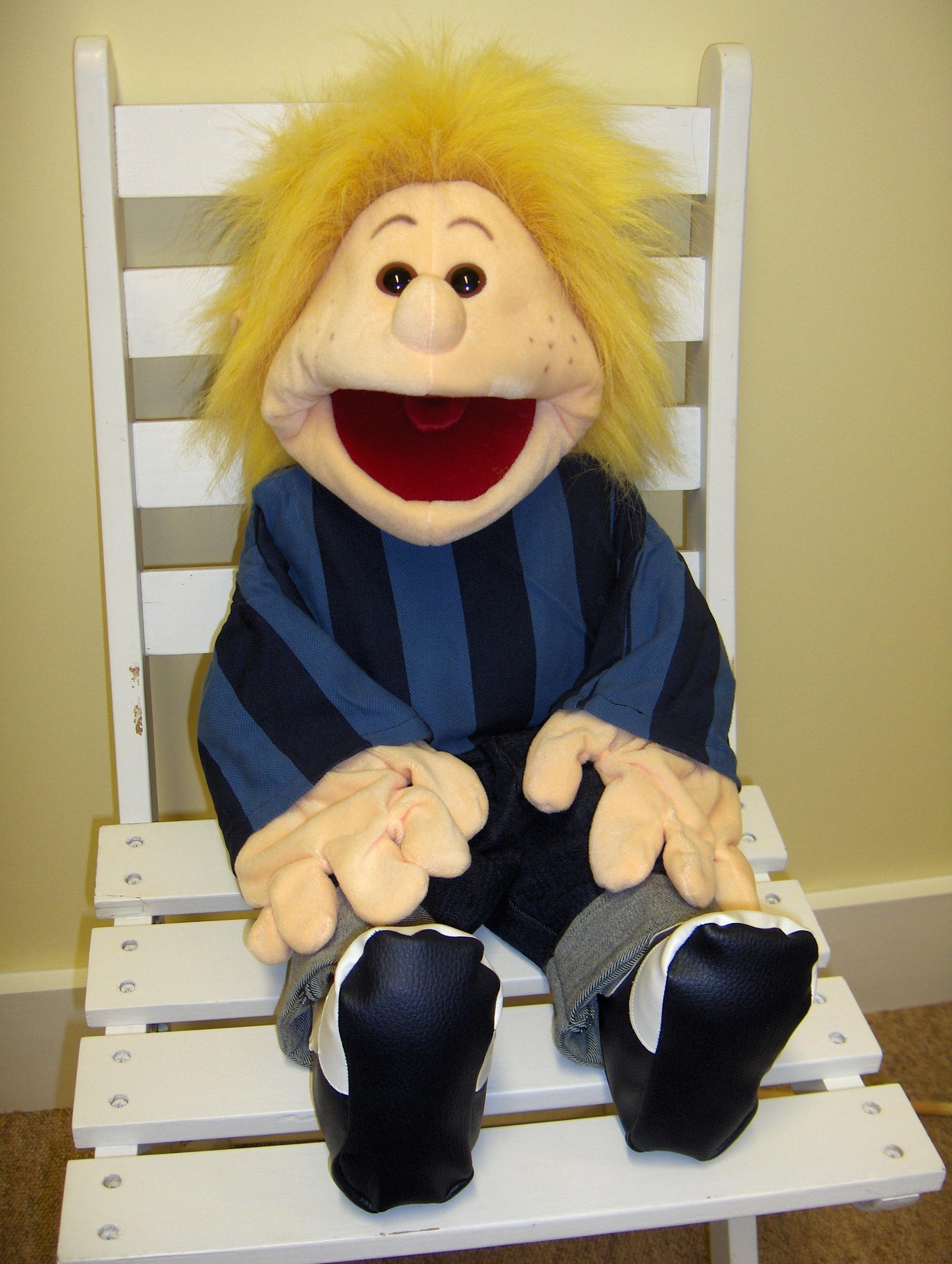 Benny Puppet