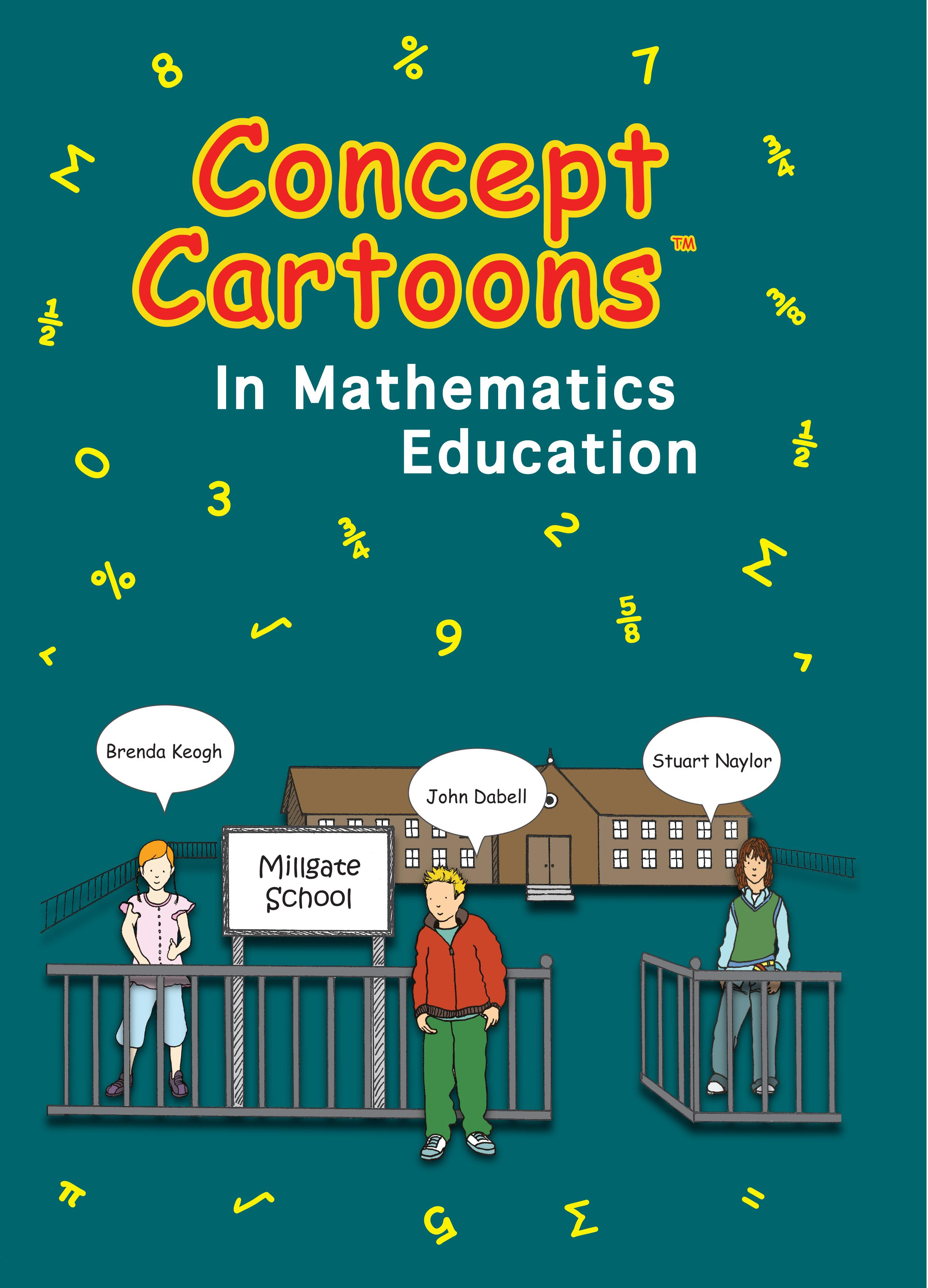 Concept Cartoons in Mathematics Education