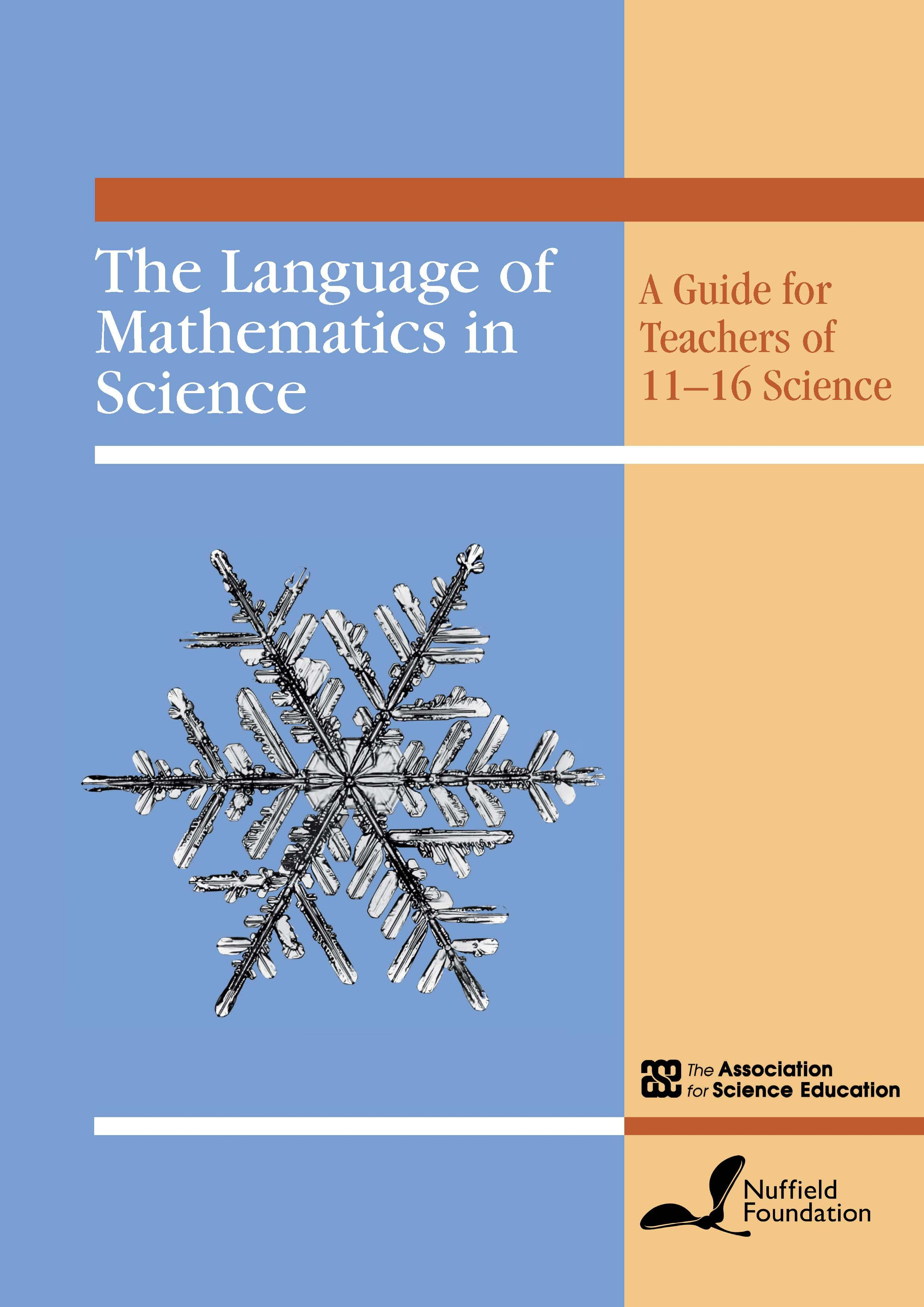 The Language Of Mathematics In Science
