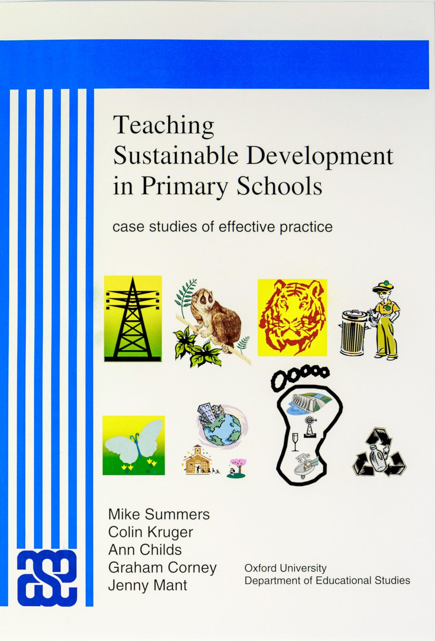 PSTS: Teaching Sustainable Development in Primary Schools