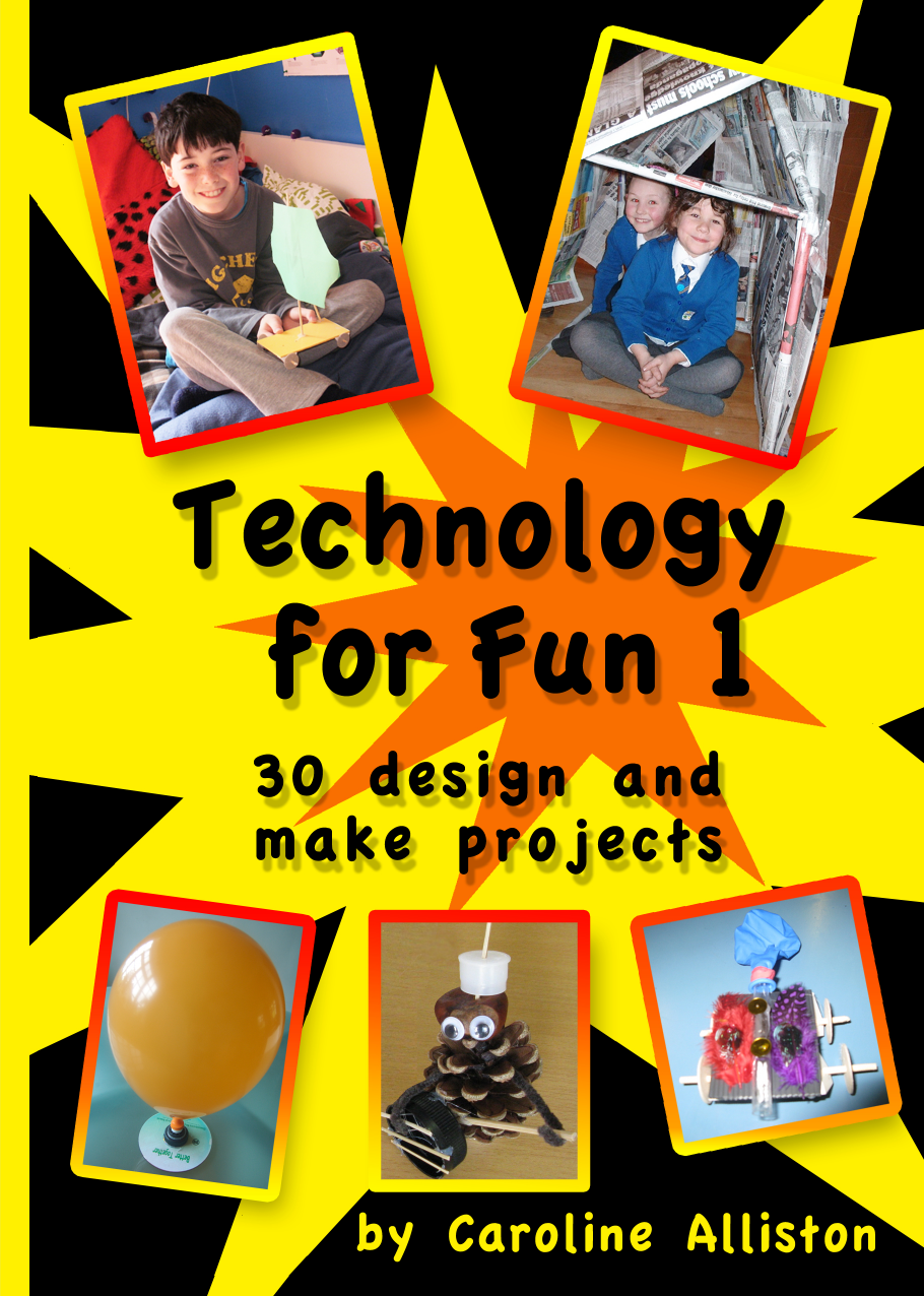Technology For Fun Book 1