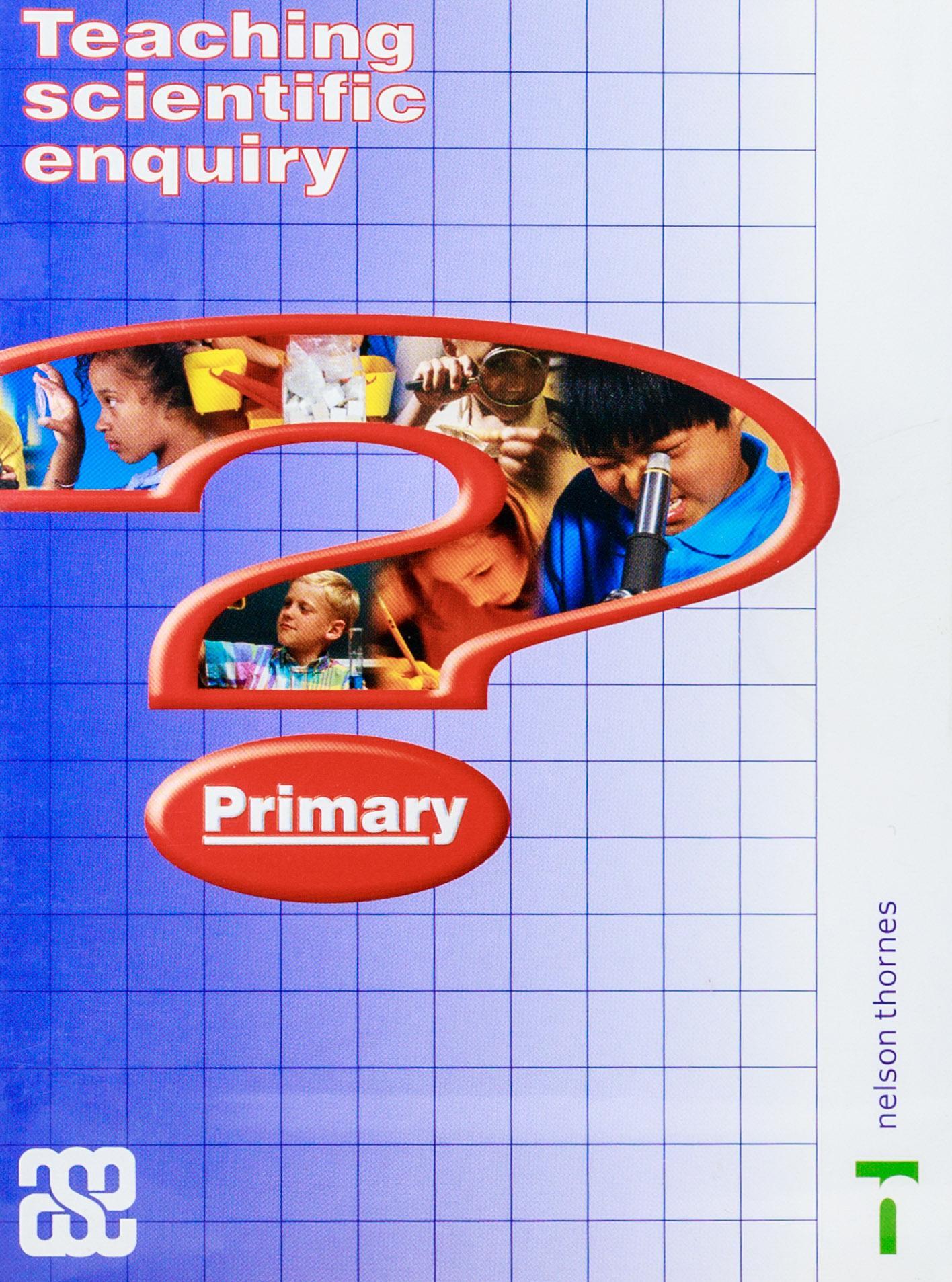 Teaching Scientific Enquiry KS1/2 CD
