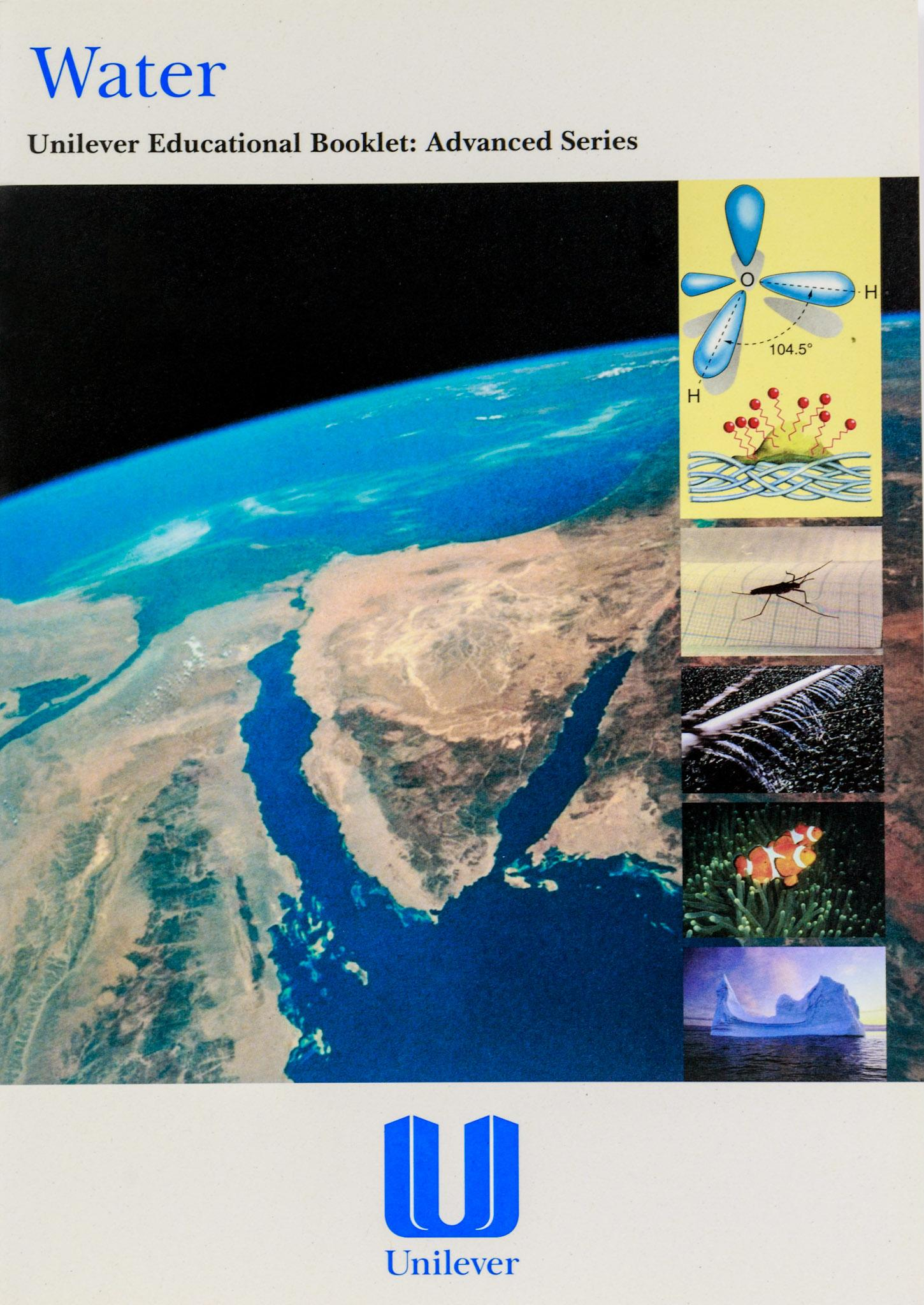 Water: Unilever Educational Booklet
