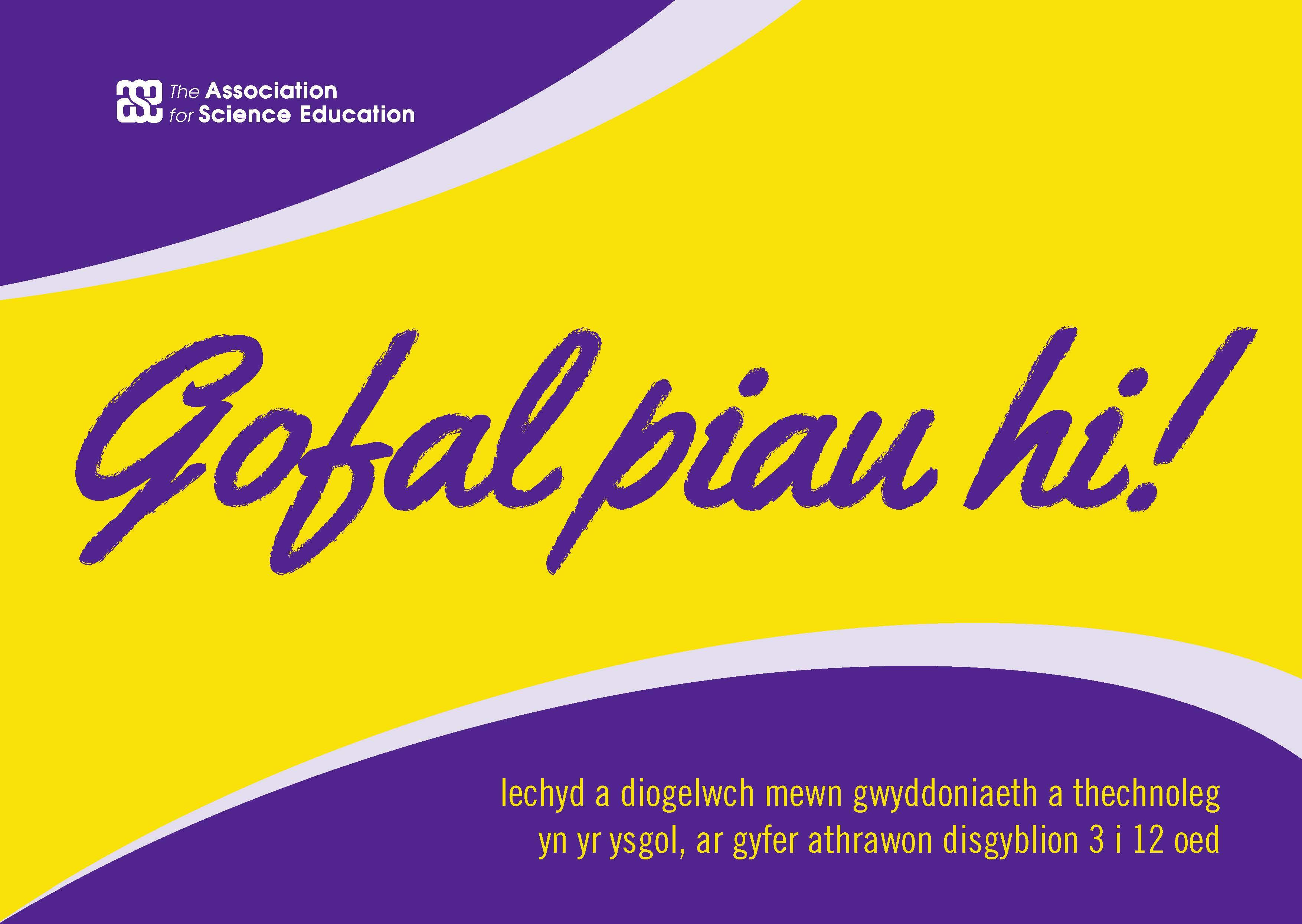 Be Safe Welsh Edition - PDF Only