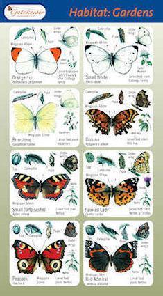 Habitat Guide: Gardens Cover