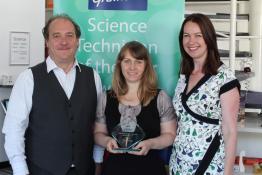 Technician of the Year Award Winner