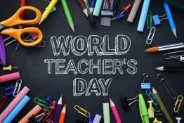 World Teacher's Day